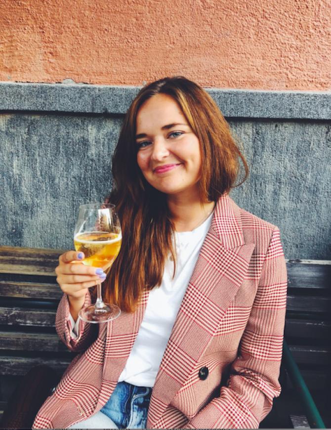 """Bartender på besök hos Hanna """"HanaPee"""" Persson"""