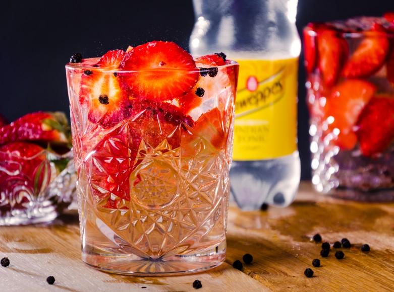 Gin & Tonic Strawberry